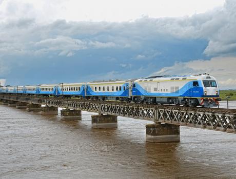 Pasajes en tren