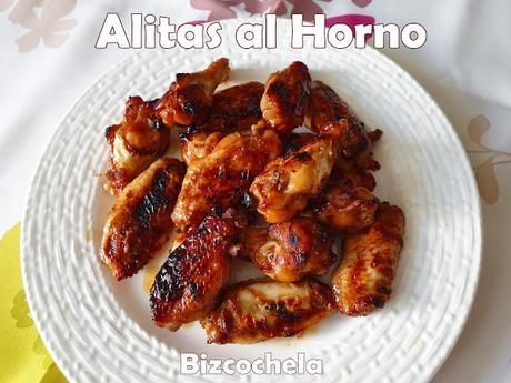 ALITAS AL HORNO