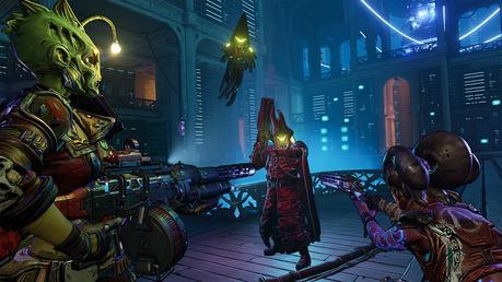 Borderlands 3 muestra el primer gameplay de su segundo DLC