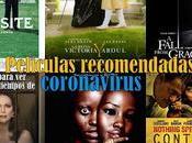 películas para tiempos coronavirus