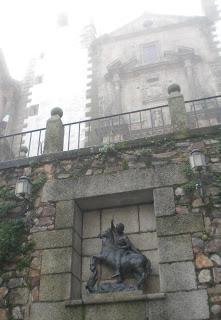 Colaboraciones de Extremadura, caminos de cultura: San Jorge, protector ante las epidemias, en Extremos del Duero