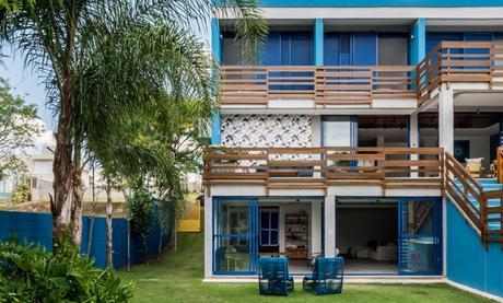 Casas de Espacios abiertos – Viviendas amables y acogedoras en São Paulo