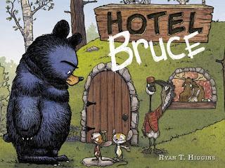 Hotel Bruce, de Ryan T. Higgins
