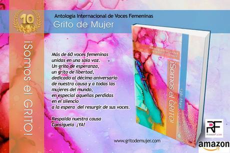 Antología de Mujeres Poetas ¡Somos el GRITO!