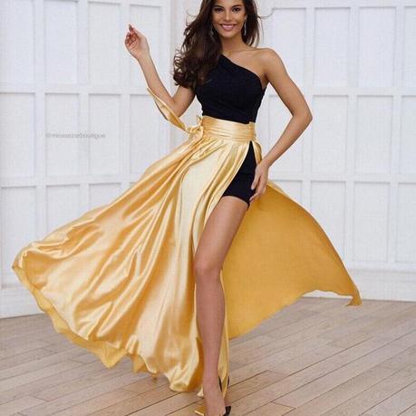 Faldas De Mujer 2018