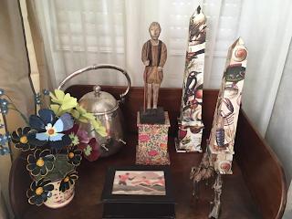 Obeliscos y peanas
