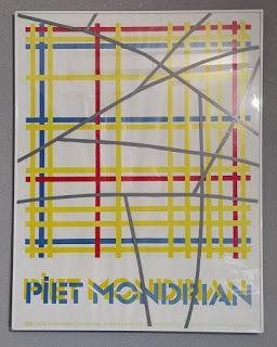 Mondrian en mi casa