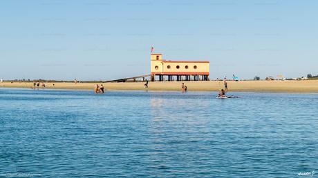 ILHA DA FUSETA. OLHAO (PORTUGAL)