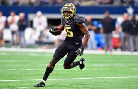 ¿Quién es Denzel Mims? – Draft NFL 2020