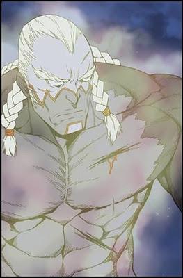 Las 10 transformaciones de hombres lobo más poderosas en Noblesse