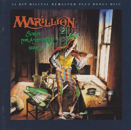 "Marillion. ""Script for a Jester's Tear"""