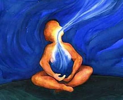 respiración profunda para reducir la ansiedad