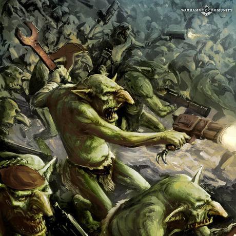 Warhammer Community: Resumen del viernes.