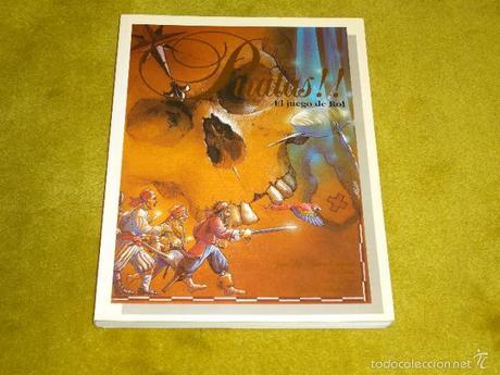 Piratas!!, de Ludotecnia (1994)