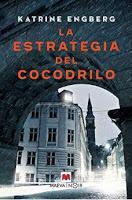 «La estrategia del cocodrilo» de Katrine Engberg