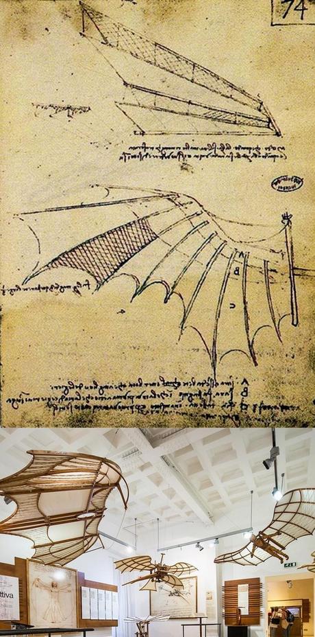 La Muestra Leonardo Da Vinci en Roma ofrece a cada visitante una experiencia única.