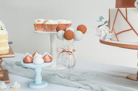 Cómo Crear una Mesa de Dulces Moderna y Elegante