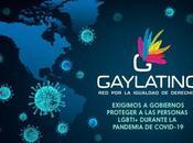 Exigen gobiernos región proteger personas LGBTI+ durante pandemia COVID-19