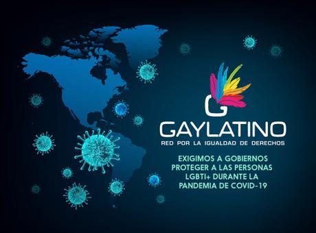 Exigen a gobiernos de la región proteger a las personas LGBTI+ durante la pandemia de COVID-19