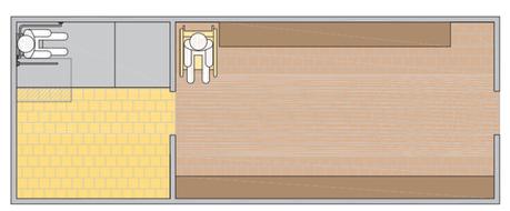 La cuarentena en una vivienda accesible (I)