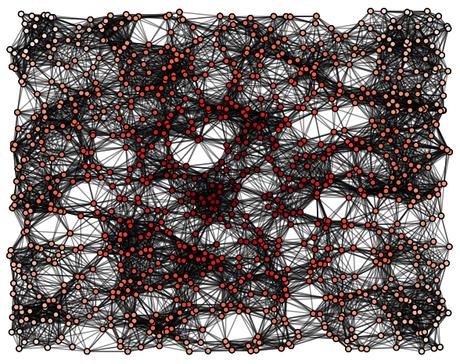 La teoría del mundo pequeño y las distancias sociales del coronavirus