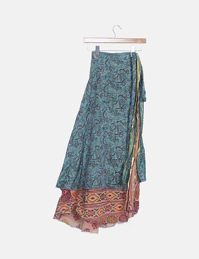 Faldas Indias Reversibles