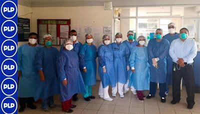 Coronavirus: MONITOREAN ACCIONES DE CONTROL EN BARRANCA…