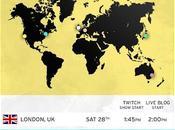 Horarios presentaciones 28/03 (Twitch