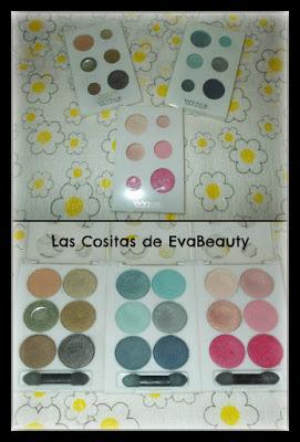 favoritos maquillaje Paleta sombras de ojos Wynie low cost