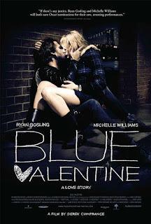 Blue Valentine: Porque el (des)amor es más fuerte....