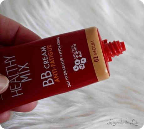 BOURJOIS, BB cream Healthy Mix