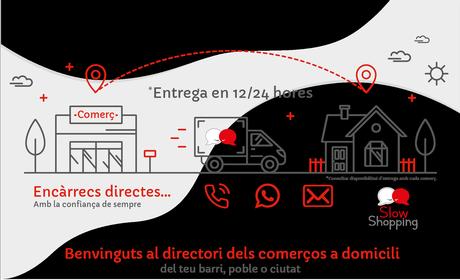 SlowShopping.cat aglutina comercios de toda Catalunya para promover el comercio de proximidad a domicilio