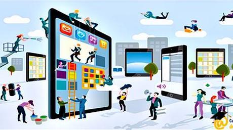 Los 10 ejes y ámbitos del Manifiesto para una nueva cultura digital.