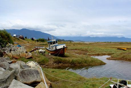Llego a la Patagonia Chilena: de Esquel a La Junta.