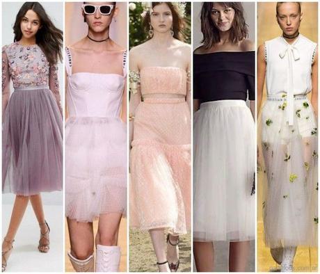 Moda En Faldas 2019