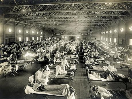 Gripe española: la primera pandemia global. #yomequedoencasa