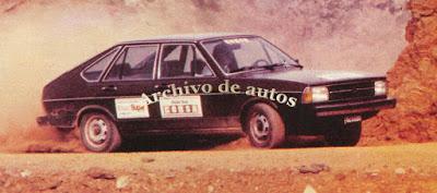 Volkswagen Passat LSE 1980