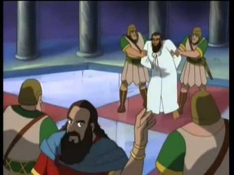 Películas cristianas para niños: Daniel y los Leones
