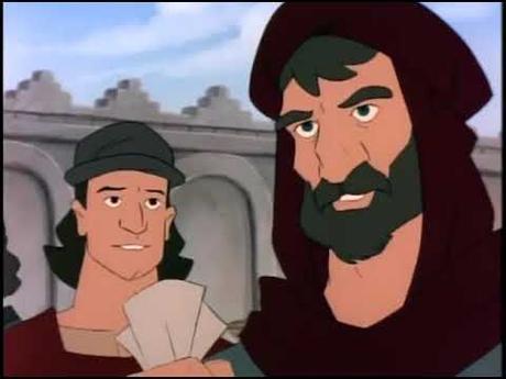 Películas cristianas para niños: La Historia de Rut