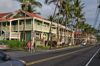 Parada breve en Big Island Hawaii. Octubre 2015