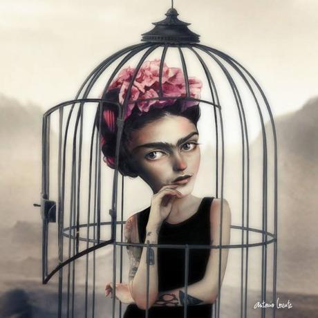 Entrevista a Antonio Lorente ilustrador de Genios, Peter Pan, La Princesa Aburrida, Yago...