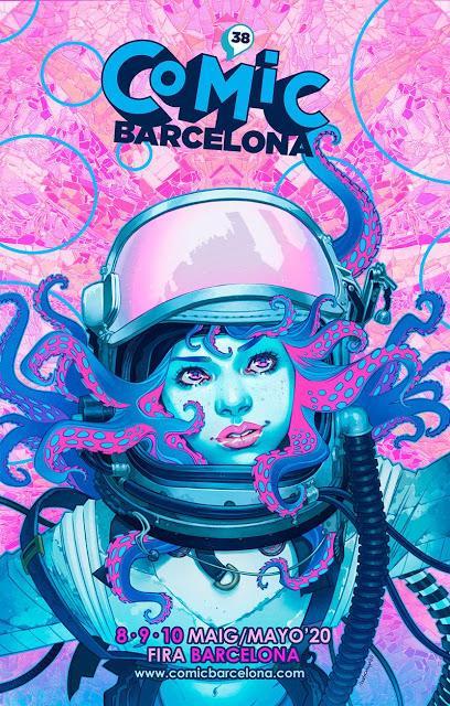 El 38 Comic Barcelona, cancelado por el coronavirus