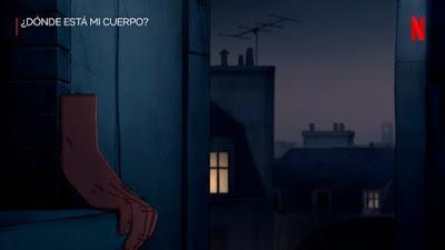 ¿Dónde está mi cuerpo?, de Jérémy Clapin. Un pulso contra el destino