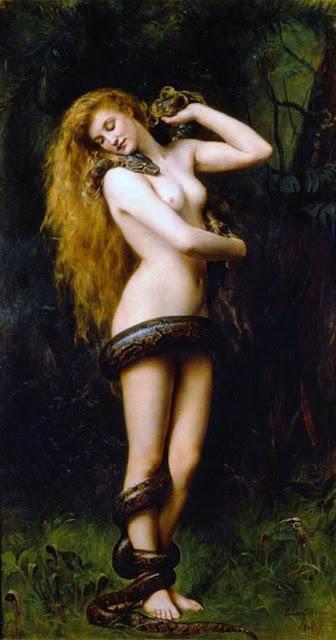 Lilith, la reina de la noche