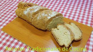 Pan sin levadura en casa Receta muy fácil y rápida