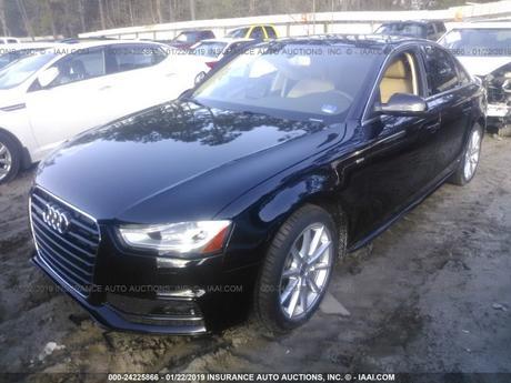 2015 Audi A4 Premium Plus Sedan