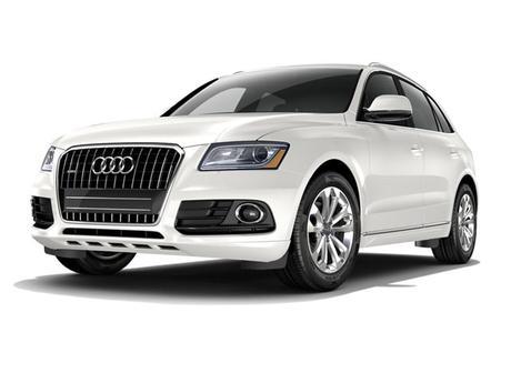 2017 Audi Q5 Mpg