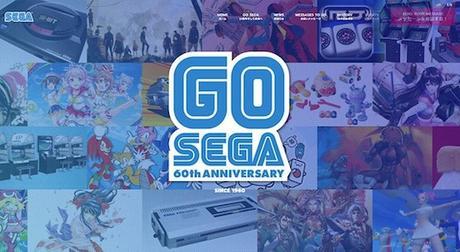 SEGA comienza las celebraciones por su 60 aniversario