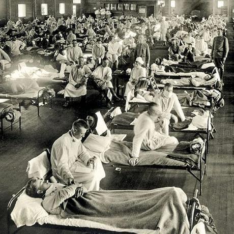 1918: la desesperación ante la epidemia de gripe en Santander