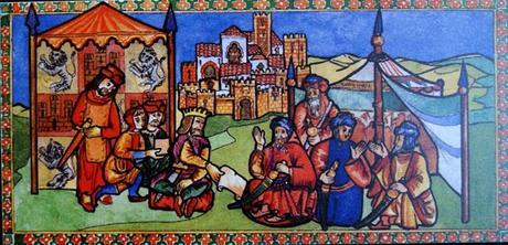 Resultado de imagen de repoblación medieval